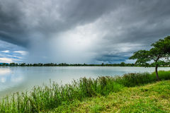 Rainy Clouds Royalty Free Stock Image