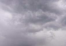 Rainy clouds Stock Photos