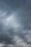 Rainy clouds. Stock Photography