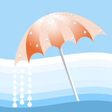 Rainy day Royalty Free Stock Photo