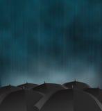 Rainy day royalty free illustration