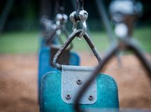 Free Rainy Day At The Playground Stock Photos - 126671883