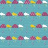 Rainy day 1 Royalty Free Stock Photography