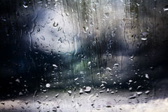 Rainy day Stock Images