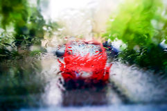 Rainy day Royalty Free Stock Images