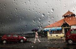 Rainy days stock images