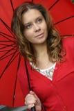 Rainy Fall Stock Images