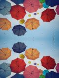 Rainy outside Royalty Free Stock Images