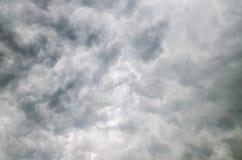 Rainy (or rain) cloud Stock Photos