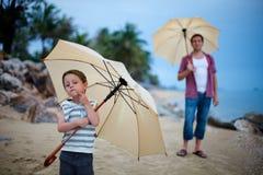 Rainy season Royalty Free Stock Images