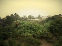 Rainy Season arrives stock photos
