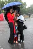 Rainy summer day Stock Photography