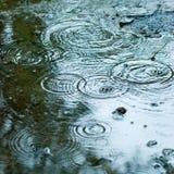 Rainy weather Royalty Free Stock Images