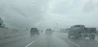 Rainy Weather Stock Images