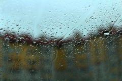 Rainy weather romantic mood texture royalty free stock photo