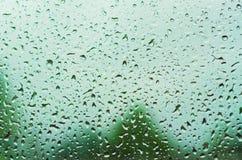 Rainy wet background Royalty Free Stock Photos