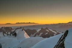 Raio de sol do nascer do sol Fotografia de Stock