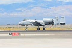 A-10 raio II na exposição Fotografia de Stock Royalty Free
