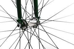 Raios da bicicleta imagens de stock