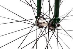 Raios da bicicleta imagens de stock royalty free