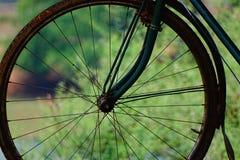 Raios do ciclo Imagens de Stock