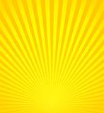 Raios, feixes, Sunburst, fundo de Starburst Fotografia de Stock