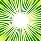 Raios, feixes, teste padrão do sunburst do starburst Linhas convergentes abst ilustração stock