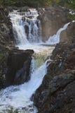 Raipds at Upper Split Rock Falls royalty free stock images