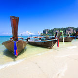 Rairay beach Stock Images
