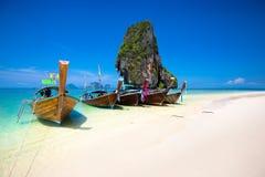 Rairay beach Stock Image