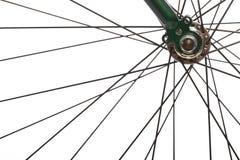 Rais de bicyclette Image libre de droits