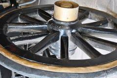 Rais de roue de hub images stock
