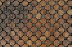 Raised circle pattern Royalty Free Stock Photo