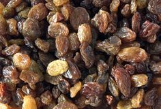 Raisin Stock Image