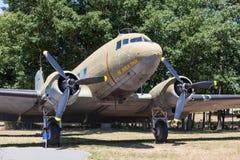 Raisin Bomber at Airlift Memorial in Frankfurt Stock Images
