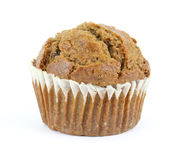 Raisin bran muffin Royalty Free Stock Photos