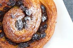 Raisin bread Royalty Free Stock Photo