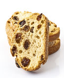 Raisin bread toast Stock Photo