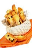 Raisin Cookies Royalty Free Stock Photo