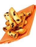 Raisin Cookies Stock Photos