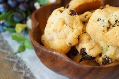 Raisin Cookies Royalty Free Stock Image