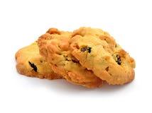 Raisin cookies Stock Photo