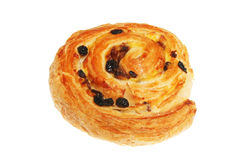 Raisin Danish Royalty Free Stock Photography