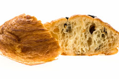 Raisin danish Royalty Free Stock Image