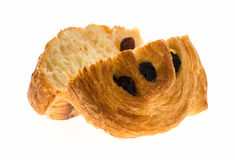 Raisin danish Royalty Free Stock Photo