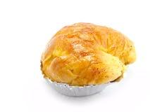Raisin danish pastry Royalty Free Stock Photo