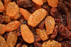 Raisin dried grape as background texture Royalty Free Stock Photo