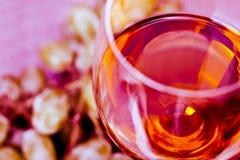 Raisin et vin Photo stock