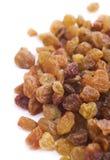 Raisin grains Stock Images
