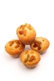 Raisin muffin Royalty Free Stock Photos